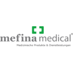 Logo mefina medical