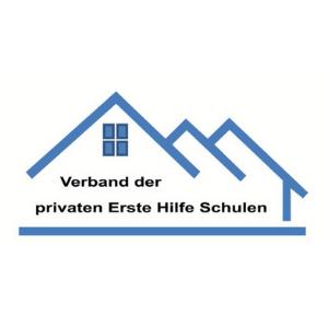 Logo Verband der privaten Erste Hilfe Schulen